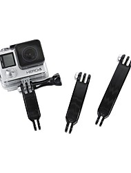Accessories For GoPro Monopod Adjustable / Foldable, For-Action Camera,Xiaomi Camera / Gopro Hero 3 / Gopro Hero 3+ / Gopro Hero 4 Silver