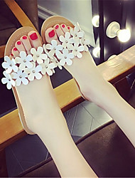 Women's Slippers & Flip-Flops Others PU Casual Pink / White