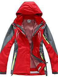 Sports Ski Wear Windbreakers Women's Winter Wear Chinlon Winter Clothing Waterproof / Thermal / Warm / Windproof / Static-freeSpring /