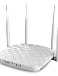 Tenda fh456 2,4 ГГц 802.11n 300Mbps Wireless WiFi маршрутизатор с 4 * 5dBi внешней антенны английскую прошивку