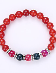 Agate Lava Stone Beads Crystal Spacers Hand String Europe And The United States Act The Role Ofing Is Tasted