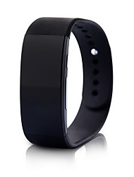 Smart BraceletWater Resistant/Waterproof / Long Standby / Pedometers / Voice Call / Health Care / Sports / Camera / Alarm Clock / Touch