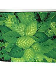 folha verde mouse pad 270 * 220 * 2,5 milímetros