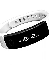 Smart-ArmbandWasserdicht / Long Standby / Schrittzähler / Gesundheit / Sport / Kamera / Herzschlagmonitor / Wecker / Multifunktion /
