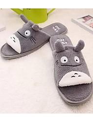 Unisex-Slippers & Flip-Flops-Lässig-BaumwolleKomfort-Mehrfarbig