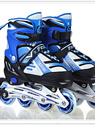 Inline Skates Ice skating Unisex Breathable Wearable Outdoor PU Breathable Mesh PP (Polypropylene) Ice Skating Skate