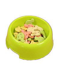 Dog Feeders Pet Bowls & Feeding Waterproof / Casual/Daily Green Plastic