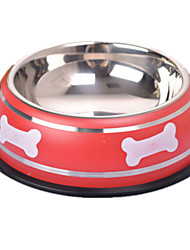Dog Feeders Pet Bowls & Feeding Portable Ruby