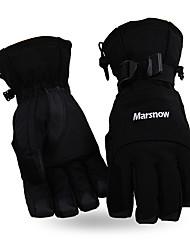 Ski Gloves Full-finger Gloves Unisex Activity/ Sports Gloves Keep Warm / Windproof / Snowproof Ski & Snowboard / Leisure Sports CanvasSki
