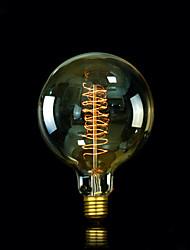 64ak 40w antique edison soie balle bulle lampe bofa (85v-265v)