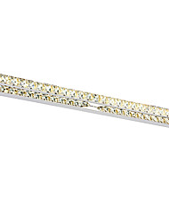 AC 85-265 23 LED Integrated Modern/Contemporary Electroplated Feature for Crystal LED,Ambient Light Bathroom Lighting Wall Light