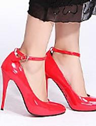 Для женщин Обувь на каблуках Оригинальная обувь Синтетика Лакированная кожа Дерматин Весна Лето Осень ЗимаСвадьба Повседневные Для