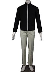 Inspiré par Naruto Cosplay Anime Costumes de cosplay Costumes Cosplay Couleur Pleine Manteau / Pantalons