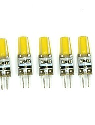 5 Pcs G4 1505 Cob DC 12 v 650 lm Double Needle Waterproof Glue Lamp Other