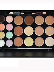 20 Concealer/Contour Dry Pressed powder Concealer / Uneven Skin Tone Face Multi-color Other Other