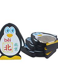 For Gift  Building Blocks Penguin Wood Toys