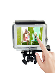 Accessories For GoPro,Waterproof Housing Touchscreen Waterproof, For-Action Camera,Gopro Hero 4Ski/Snowboarding Surfing/SUP Boating