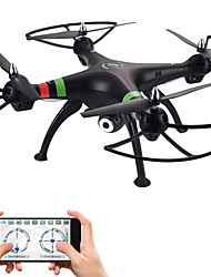 Drone RC 4CH 6 Axis 2.4G With 720P HD Camera RC QuadcopterLED Lighting One Key To Auto-Return Auto-Takeoff Failsafe Headless Mode
