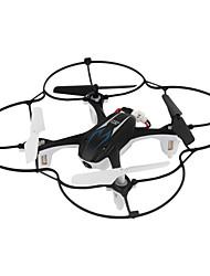 Drone RC M9916 4CH 6 Eixos 2.4G Com Câmera Quadcóptero RC Vôo Invertido 360° Preto / Prateado