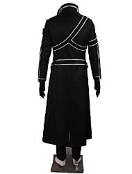 Sword Art Online Anime Cosplay Costumes T-shirt / Pants / Gloves / Coat / Belt / More Accessories  Kid