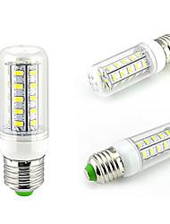 E26/E27 LED a pannocchia Tubolare 36 SMD 5730 800 lm Bianco caldo Bianco Decorativo AC 110-130 V 1 pezzo