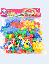DIY KIT / Building Blocks / Educational Toy For Gift  Building Blocks Games & Puzzles Cylindrical ABS5 to 7 Years / 8 to 13 Years / 14