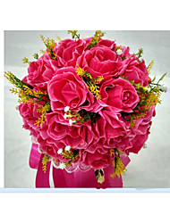 "Wedding Flowers Free-form Peonies Bouquets Party/ Evening Dried Flower 7.48""(Approx.19cm)"