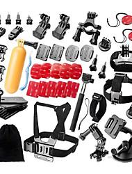 Accessoires pour GoPro Accessoires Kit Tout en un / Multifonction, Pour-Caméra d'action,Gopro Hero 5 / Gopro 3/2/1 / Sports DV / Tous /