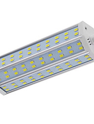 18W R7S Luz de Decoração T 60LED SMD 5730 1300LM lm Branco Quente / Branco Frio Decorativa AC 85-265 V 1 pç