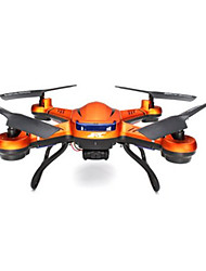 jjrc h12c Headless Modus 2,4 GHz 4-Kanal-rc quadcopter 6-Achsen-Gyroskop 360-Grad-Stolpern rtf ufo mit 5.0MP HD Kamera - Orange
