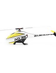 ALZRC-ALZRC - Devil 380-Hélicoptère RC-Non6ch