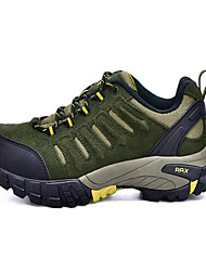 Hiking Shoes Casual Shoes Mountaineer Shoes Men's Anti-Slip Anti-Shake/Damping Wearproof Waterproof Breathable Outdoor Fabric Rubber