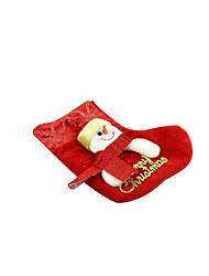 Holiday Jewelry Red / Yellow Cosplay Accessories Christmas