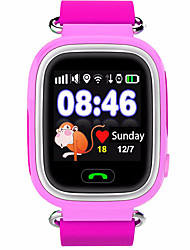 Kids Smart Watch GPS positioning watch 1.22 Touch Screen WI-FI Clock Intelligent Call SOS Children Finder Anti Lost Reminder