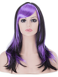 Women Long Curly Hair Wig Black Friday Halloween Cosplay Festival Costume Sythetic Wigs