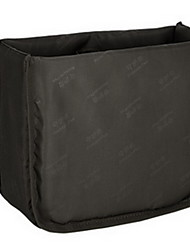 SLR CaseForUniversal One-Shoulder Waterproof / Dust Proof Black / Brown