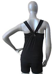 Ballet Tops Women's / Children's Training Cotton / Lycra 1 Piece Sleeveless Top