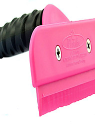Dog Brush Comb / Brush Pet Grooming Supplies Casual/Daily Pink Stainless Steel