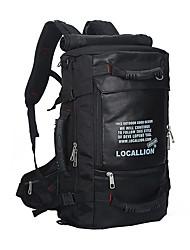 45 L Pacotes de Mochilas / Viagem Duffel / mochila / Mochila para Excursão Acampar e Caminhar / Montanhismo / Esportes de Lazer / Viajar