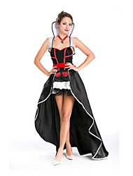 Festival/Holiday Halloween Costumes Red & White & Black Plaid Skirt / Belt / More Accessories Halloween / Christmas / Carnival Female
