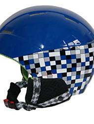шлем Универсальные One Piece / Спорт Спортивный шлем Снег шлем Пенополистирол / АБС-пластик Снежные виды спорта