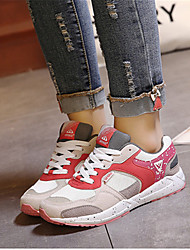 Women's Sneakers Others PU Casual Purple Red