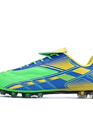 Chaussures de Foot Homme Femme Enfant Antidérapant Respirable Utilisation Exercice Football