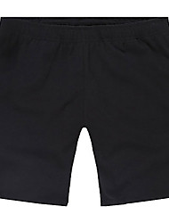 Trenduality® Hommes Shorts Pantalon Noir-65006