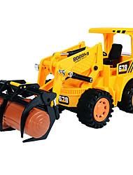LKW Rennen RD800182 1:78 Bürster Elektromotor RC Car 5km/h AM Gelb Fertig zum MitnehmenFerngesteuertes Auto / Fernsteuerung/Sender /