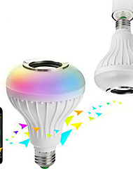 E27 12W Bluetooth Music Bulb