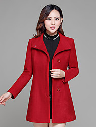 Fall Winter Coat Long