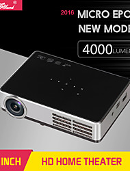 Everyone Gain® DH-A600 DLP Mini Projector WXGA (1280x800) 500 Lumens LED