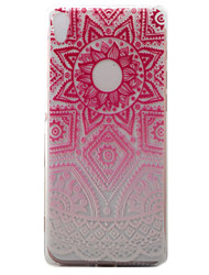 For Sony Xperia XA Case Cover Wind Chimes Pattern Painted TPU Material Phone Case