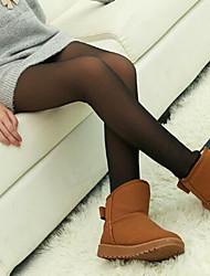 Femme Effiloché Legging,Rayonne